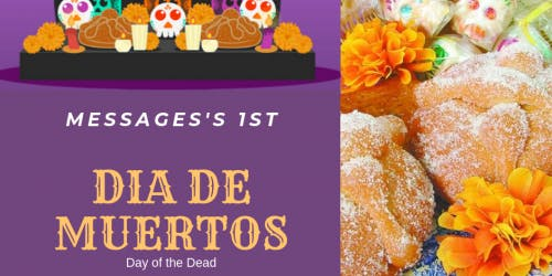 Copie de Day of the Dead Party for ALL ages- Session #2