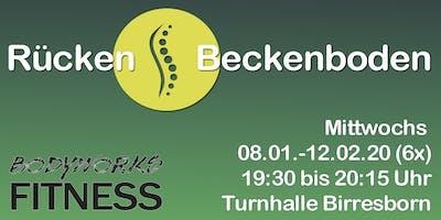 Rückenfit + Beckenboden- u. Faszientraining (Bodyworks Fitness Birresborn)