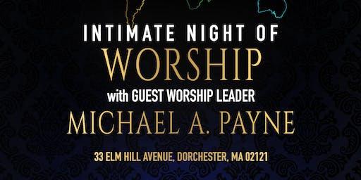 Intimate Night of Worship