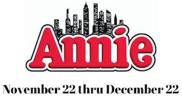 """Citadel Theatre presents """"Annie"""""""