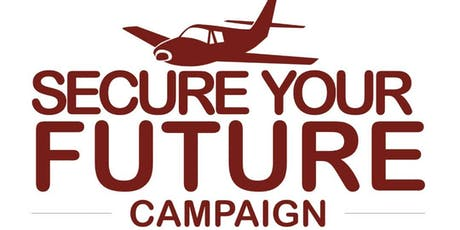 SECURE YOUR FUTURE CAMPAIGN tickets