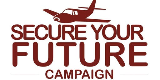 SECURE YOUR FUTURE CAMPAIGN