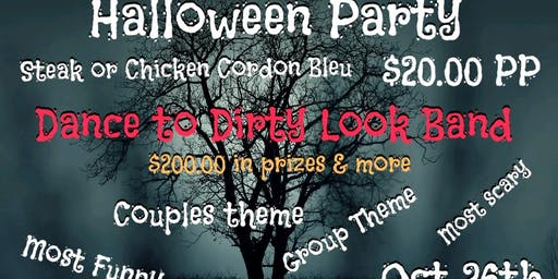 Halloween Dance and costume contest!