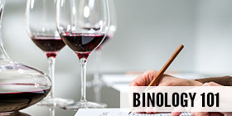 Binology 101: Basics of Wine Tasting tickets