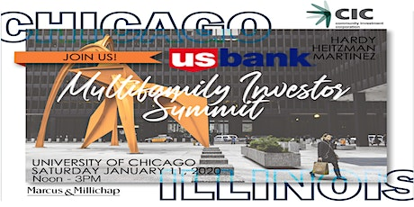 US Bank Chicago Multifamily Investor Summit 2.0 tickets