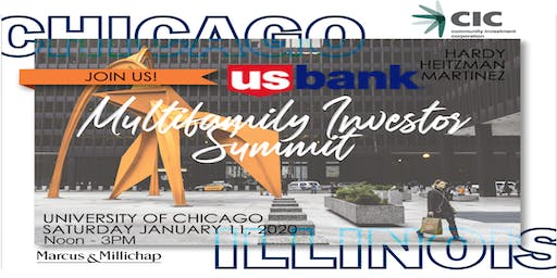 US Bank Chicago Multifamily Investor Summit 2.0