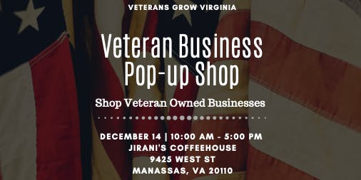Veterans Business Pop-up
