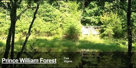 Prince William Forest (Day Hike, 10 Miles, Moderate) tickets