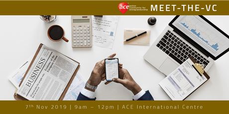 Meet-the-VC by ACE tickets
