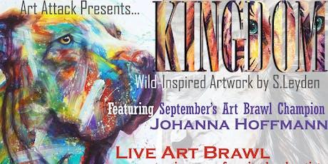 Kingdom: Closing Night & Art Brawl tickets