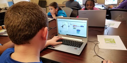 Game Design Lab with Scratch