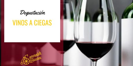 Degustación de vinos a ciegas entradas