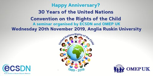 Happy Anniversary? 30 Years of the UN Convention on the Rights of the Child