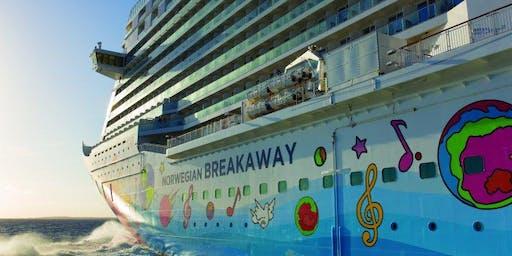 Norwegian Breakaway Ship Visit