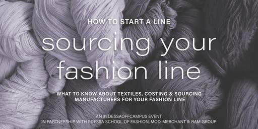 How To Start A Line - The Business Of The Design Business