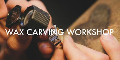 WAX-CARVE A STERLING-SILVER RING OR PENDANT - WORKSHOP  Tickets