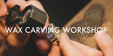 WAX CARVING JEWELLERY WORKSHOP - Make a silver ring, pendant or earring  tickets