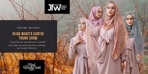 Hijab Wanita Cantik Trunk Show