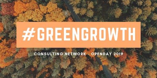 OpenDay 2019  - GreenGrowth im Zeitalter der Digitalisierung