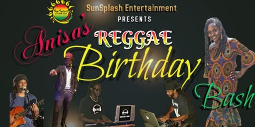 Anisa's Reggae Birthday Bash