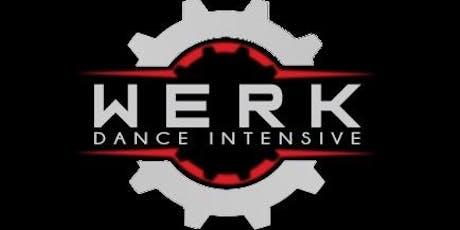 W E R K Dance Intensive All Day Pass tickets