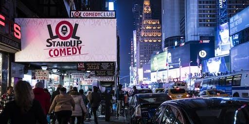 LOL Times Square Comedy Club - NYC Comedy Clubs