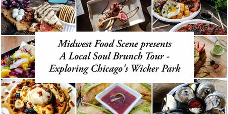 A Local Soul Brunch Tour - Exploring Chicago's Wicker Park tickets