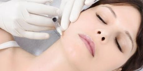 Botox and Filler Course tickets