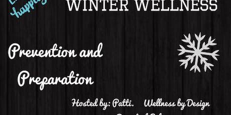 Winter Wellness w Patti tickets