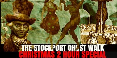 "Flecky Bennett's The Stockport ""Christmas"" Ghost Walk  tickets"
