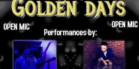 Golden Days tickets