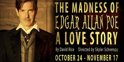 THE MADNESS OF EDGAR ALLAN POE