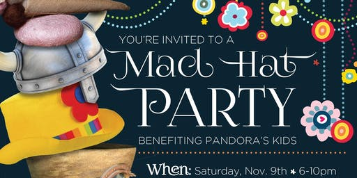 Pandora's Kids Fundraiser