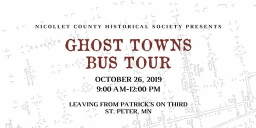 Ghost Towns Bus Tour