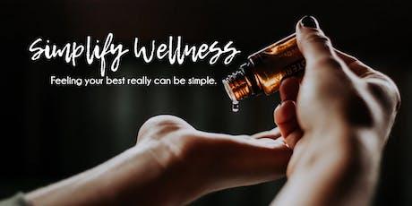 Simplify Wellness Workshop tickets