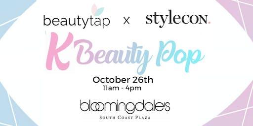 Beautytap & StyleCon Present  K Beauty Pop at Bloomingdale's