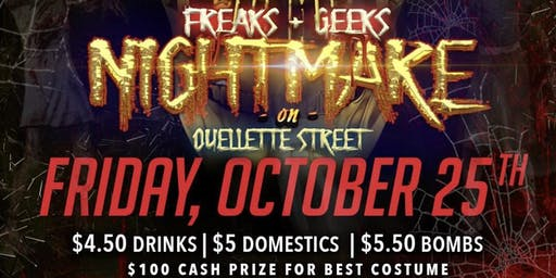 Nightmare on Oullette Street - Freaks and Geeks