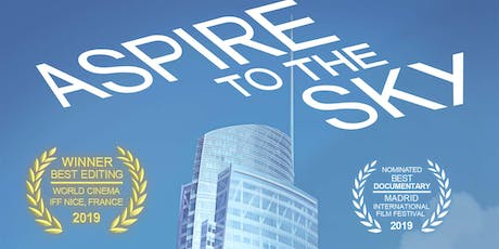 Screening of ASPIRE TO THE SKY: The Wilshire Grand Story tickets
