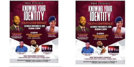 """Knowing Your Identity Youth Conference"""