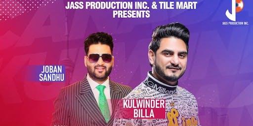 Kulwinder Billa and Joban Sandhu Live in Surrey