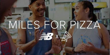 New Balance Miles for Pizza Long Run tickets