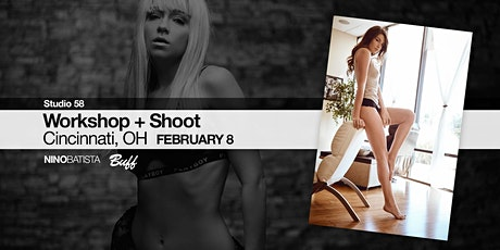 Cincinnati Workshop + Shoot tickets
