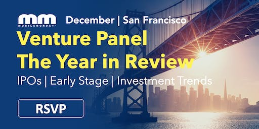 Venture Panel - The Year in Review