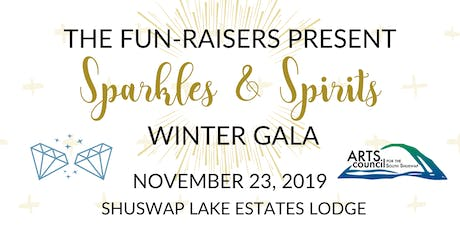 Sparkles and Spirits Winter Gala for the Arts tickets