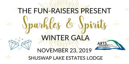 Sparkles and Spirits Winter Gala for the Arts