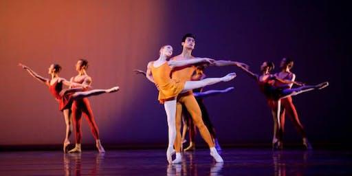 ROH Ballet Live - Concerto/ Enigma Variations /  Raymonda Act III
