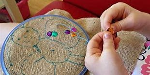 Little Kids Can Keep on Sewing! (ages 5-7) Part II (Tuesdays)