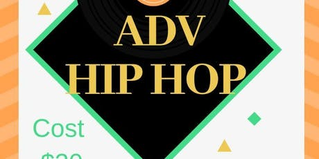 ADV Youth Hip Hop Dance Workshop tickets