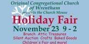 Church Mouse Holiday Fair