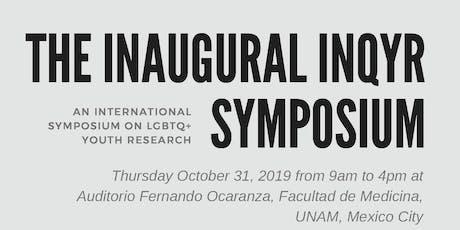 The Inaugural INQYR Symposium (TISS-Mexico) boletos